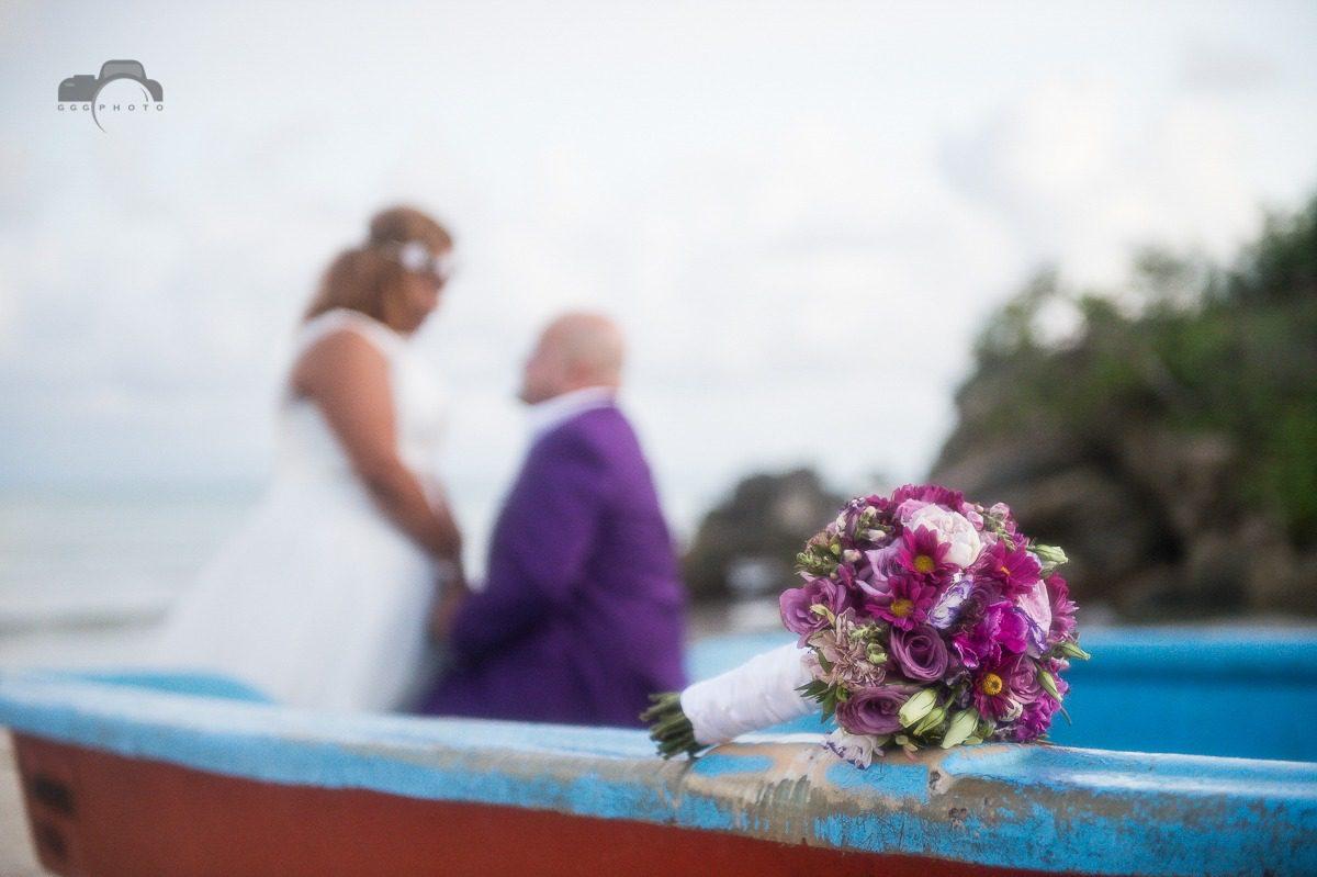 wedding photographers in Dreams Palm Beach Punta Cana
