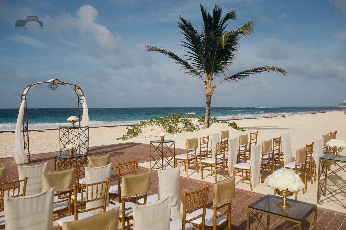 Wedding Photography Hard Rock Punta Cana