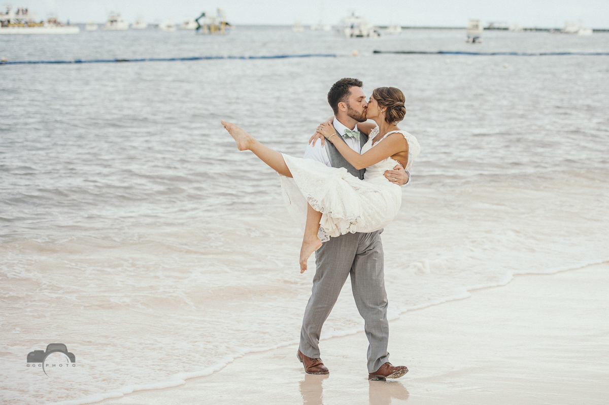 wedding photographers in Punta Cana
