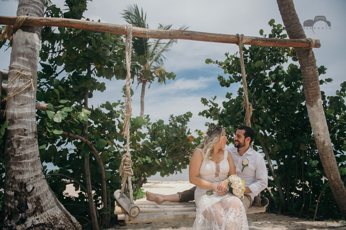 elopement wedding punta cana