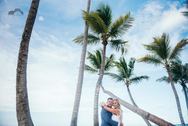 Wedding photography - Riu Palace Punta Cana