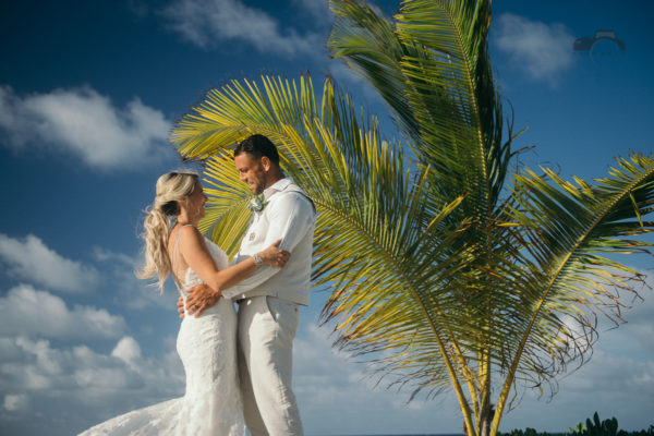 Wedding photography - Hard Rock Punta Cana
