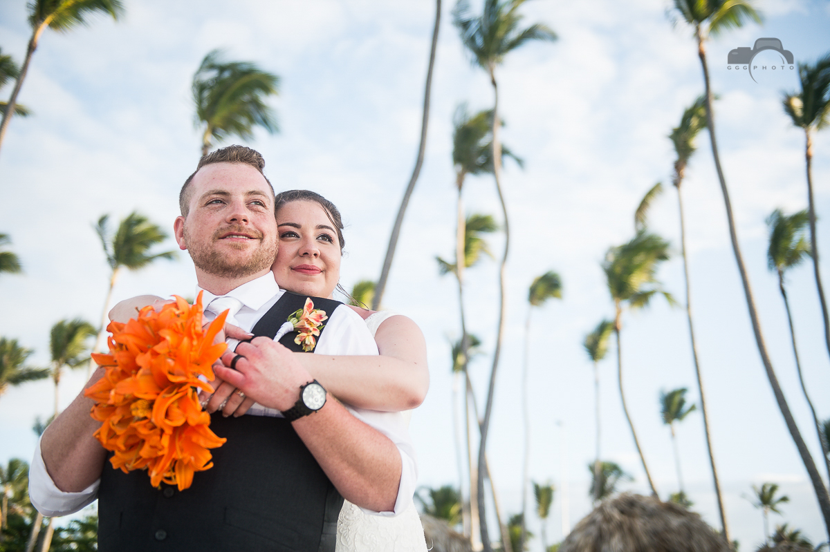 Wedding Photography - Grand Palladium Punta Cana